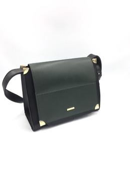 зеленый/черный